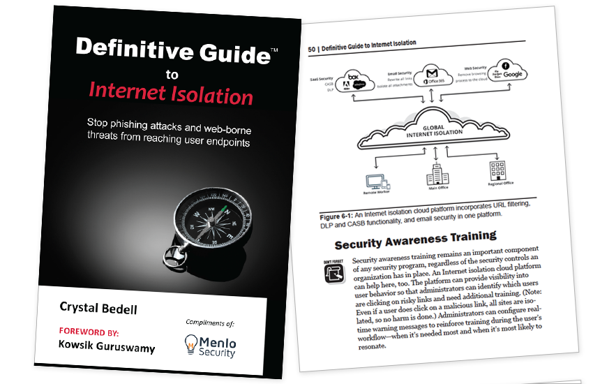 Presentation image for Definitive Guide to Internet Isolation