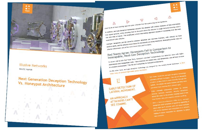 Presentation image for Next Generation Deception Technology vs. Honeypot Architecture