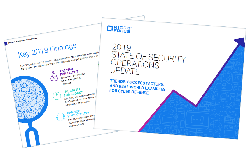Presentation image for 2019 State of Security Operations Update