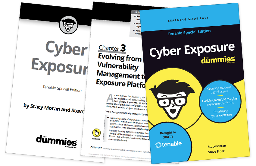 Presentation image for Cyber Exposure for Dummies