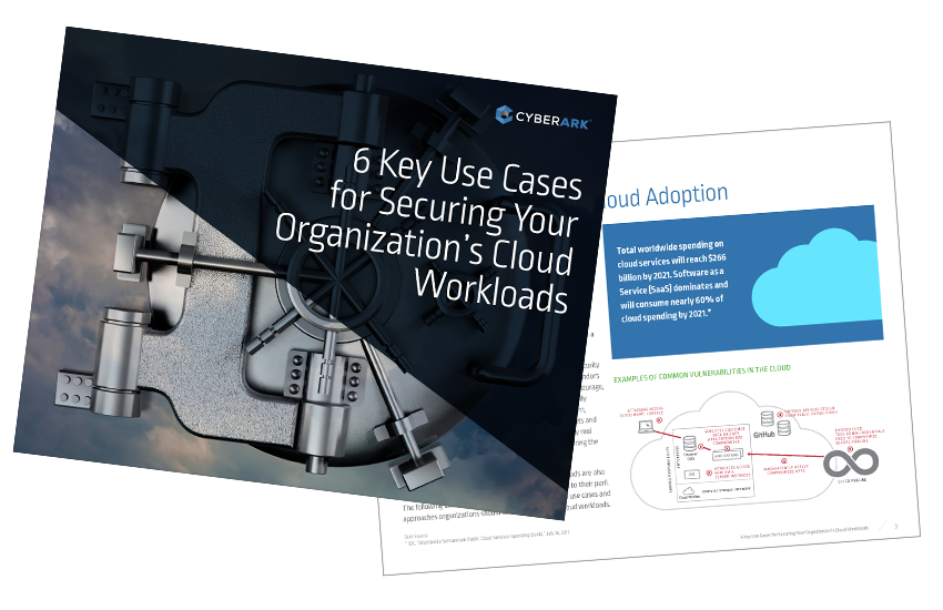 Presentation image for 6 Key Use Cases for Securing Your Organization's Cloud Workloads