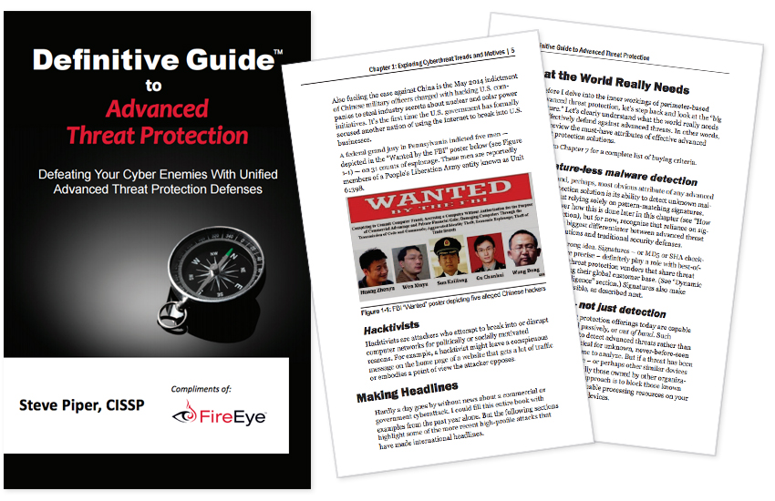 Presentation image for Definitive Guide to Advanced Threat Protection