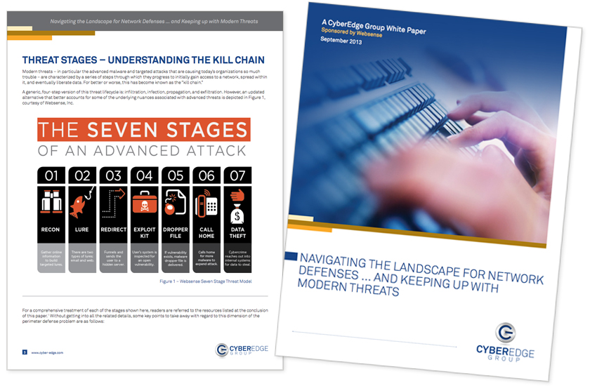 Presentation image for Threat Stages - Understanding The Kill Chain