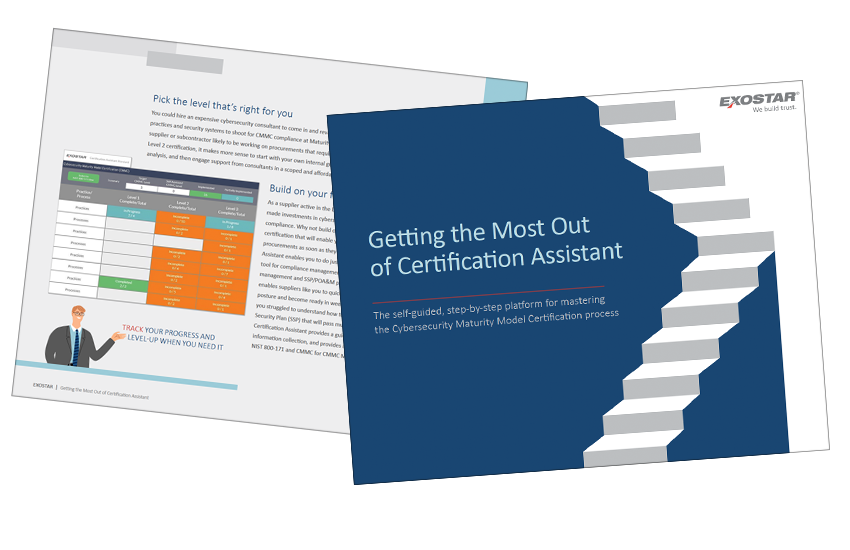 Presentation image for Getting the Most Out of Certification Assistant