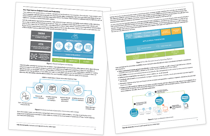 Presentation image for Network and Endpoint Security