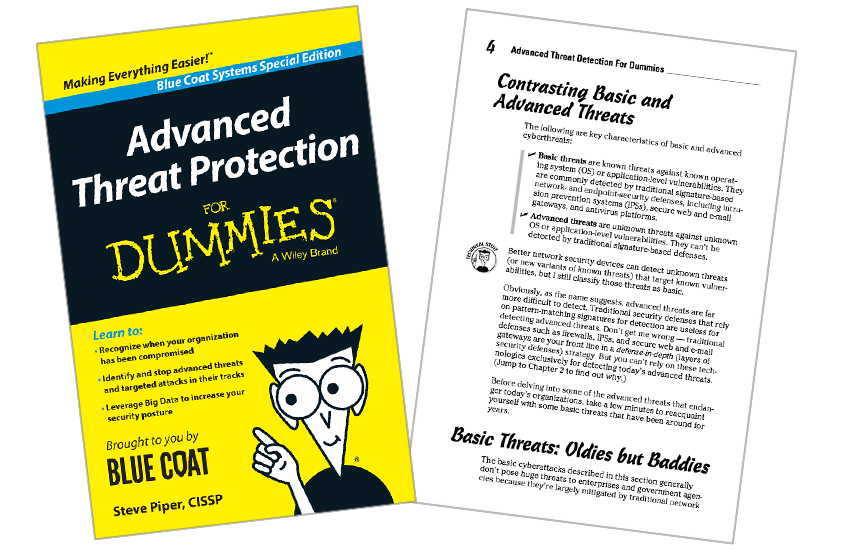 Presentation image for Advanced Threat Protection for Dummies