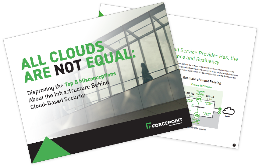 Presentation image for All Clouds Are Not Equal
