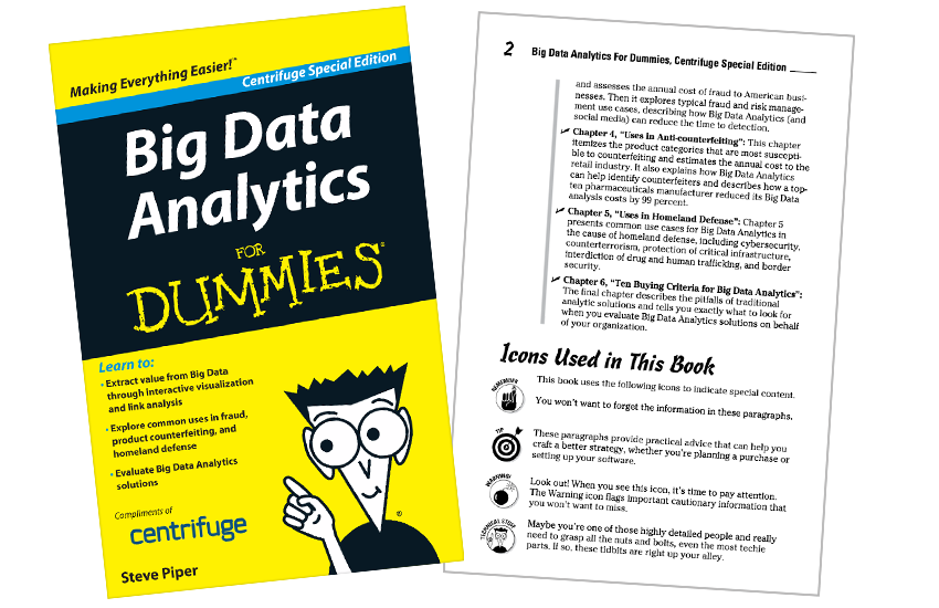 Presentation image for Big Data Analytics for Dummies