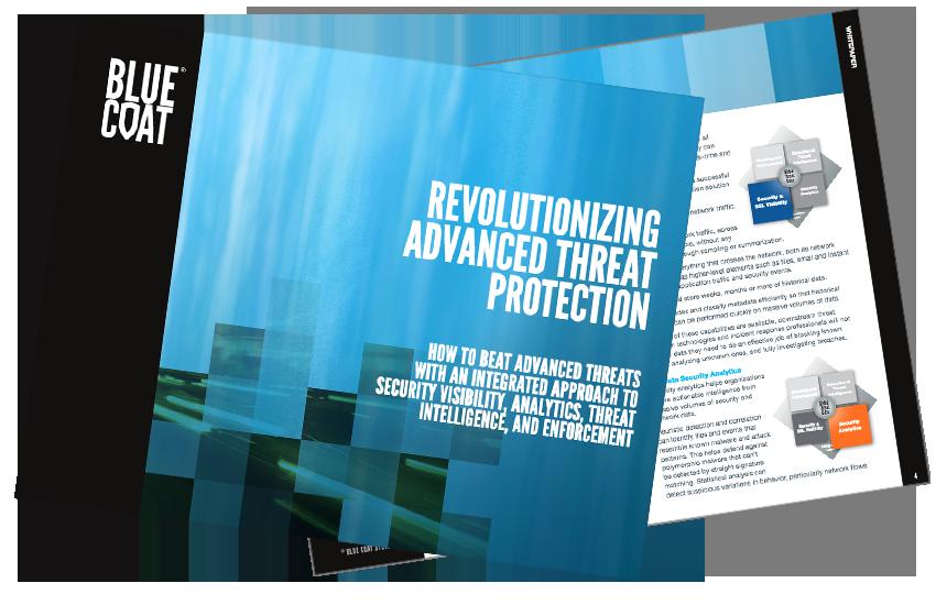 Presentation image for Revolutionizing Advanced Threat Protection
