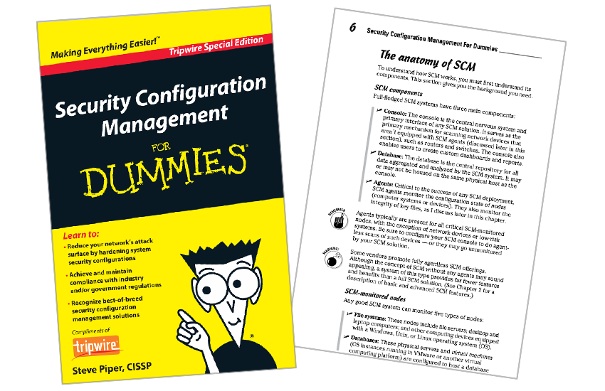 Presentation image for Security Configuration Management for Dummies