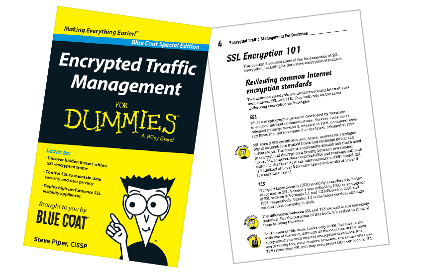 Presentation image for Encrypted Traffic Management for Dummies