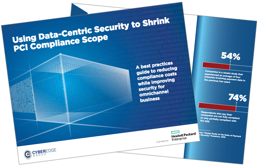 Presentation image for Using Data-Centric Security to Shrink PCI Compliance Scope