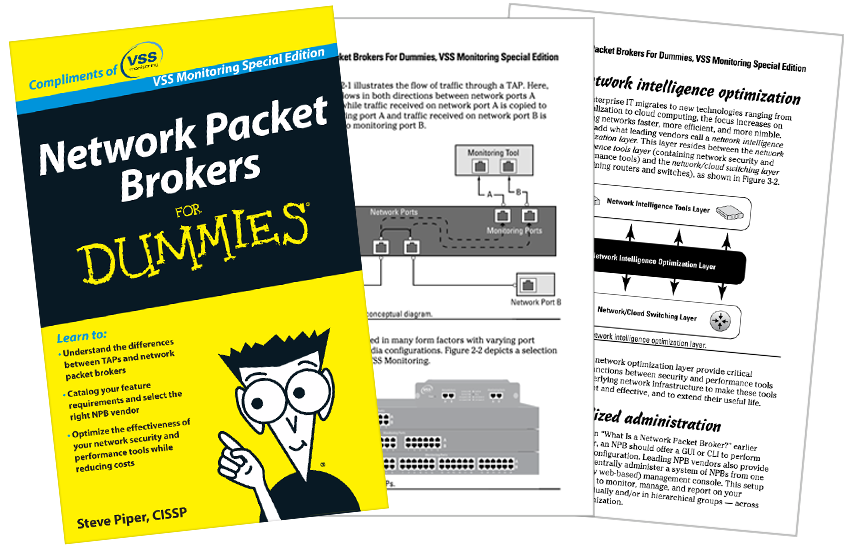 Presentation image for Network Packet Brokers for Dummies