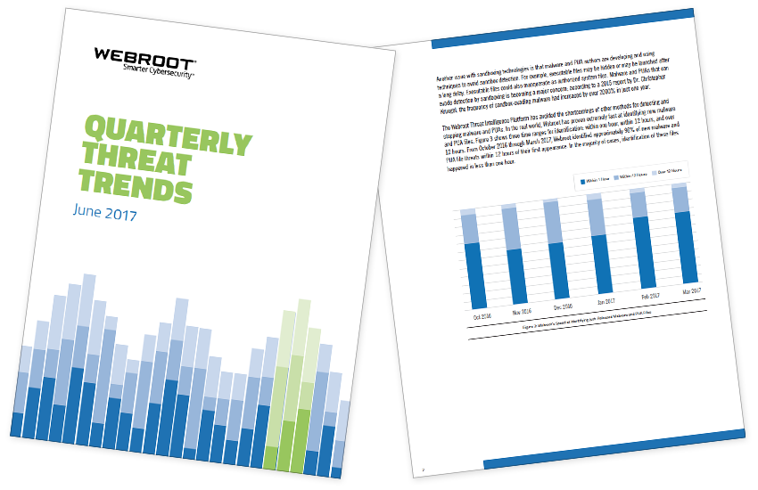 Presentation image for Webroot Quarterly Threat Trends - June 2017
