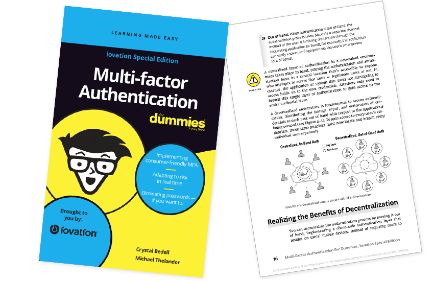 Presentation image for Multi-factor Authentication for Dummies