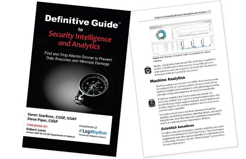 Presentation image for Definitive Guide to Security Intelligence and Analytics