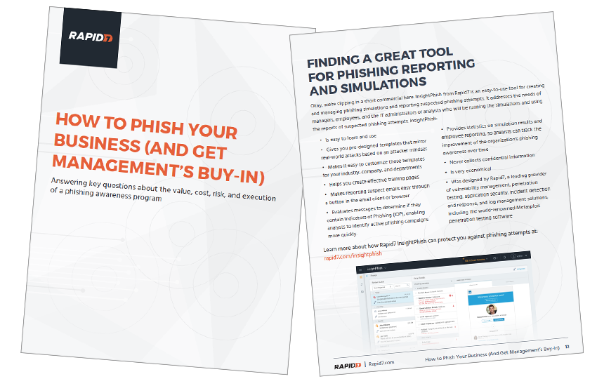 Presentation image for How to Phish Your Business (And Get Management's Buy-In)