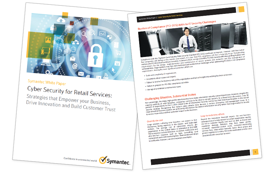 Presentation image for Cyber Security for Retail Services: Strategies that Empower your business, Drive Innovation and Build Customer Trust
