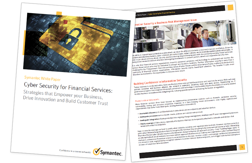 Presentation image for Cyber Security for Financial Services: Strategies That Empower Your Business, Drive Innovation and Build Customer Trust