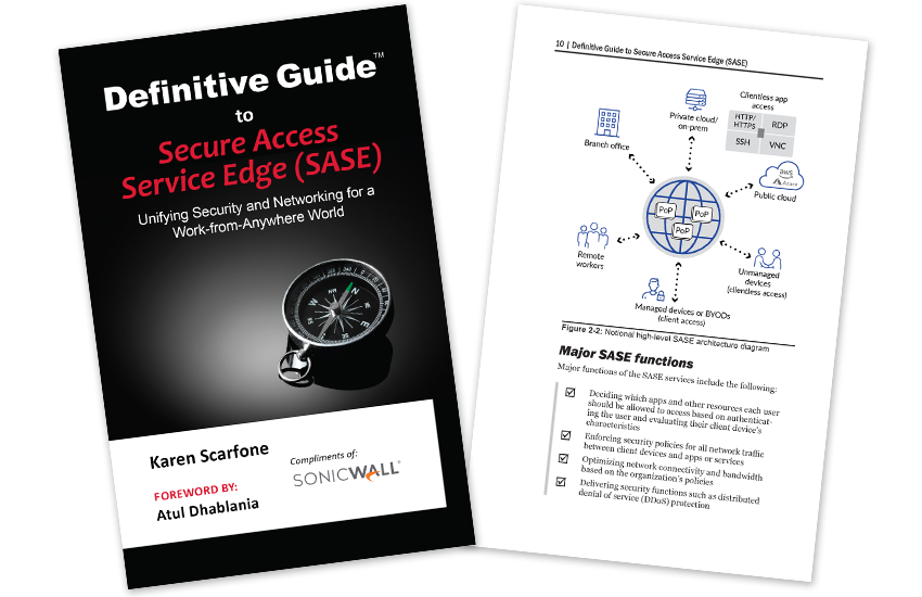 Presentation image for Definitive Guide to Secure Access Service Edge (SASE)