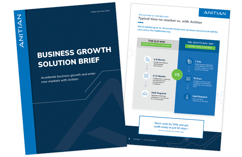 Presentation image for Business Growth Solution Brief