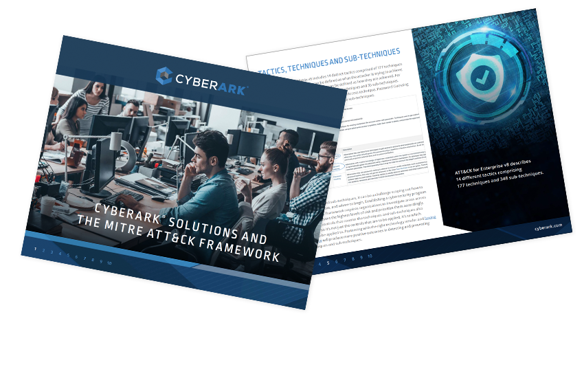 Presentation image for CyberArk Solutions and the MITRE ATT&CK Framework