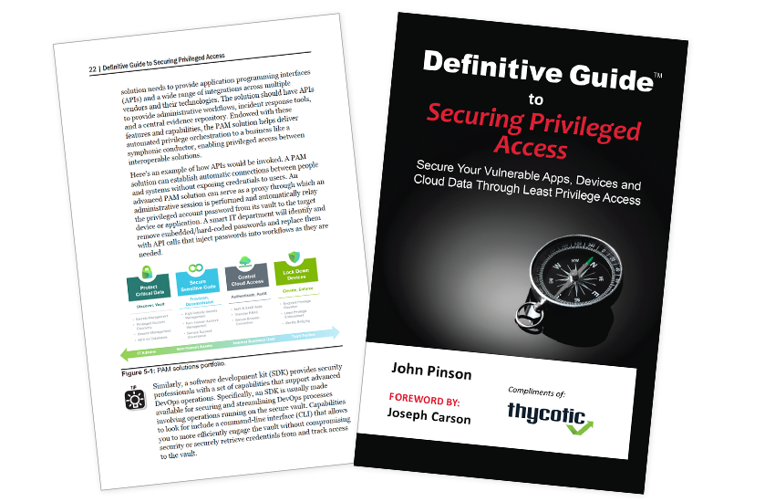 Presentation image for Definitive Guide to Securing Privileged Access
