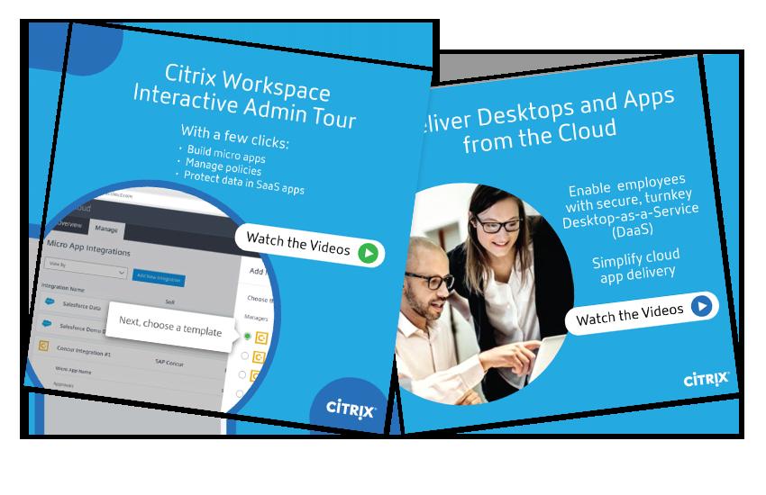 Presentation image for Citrix Online Ads